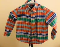 Ralph Lauren toddler 2T Button Down Maineville, 45039