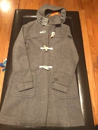 Women's Superdry wool coat size large New York, 10461