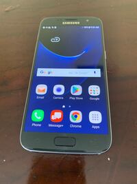 Samsung galaxy s7  Unlocked any carrier Clean imei With charger Las Vegas, 89104