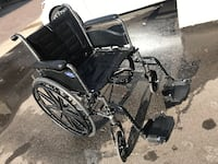 "LightWeight Wheelchair- Invacare Tracer EX2 20""SW with Swingaway Footrest  Oakville"