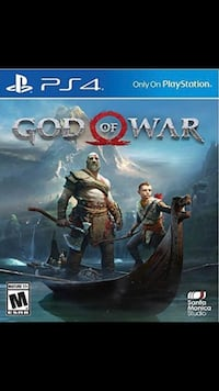 God of war ps4 Cleveland, 44102