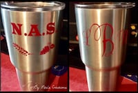 Personalize your cup! Laredo, 78043