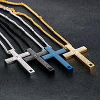 Brand new stainless steel necklaces Del City, 73120