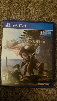 Monster Hunter World (PS4) Atlanta, 30329