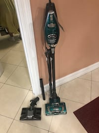 black and white upright vacuum cleaner Sunny Isles Beach, 33160