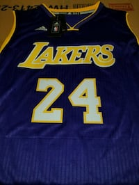 Jersey Kobe Bryant original adidas XXLNever used  Annandale, 22003