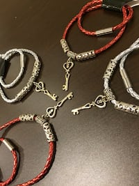 Price for one new with tag handmade bracelet Choker Lutherville Timonium, 21093