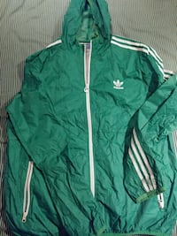 Adidas size Large rain hoodie. Very light  Surrey, V3S