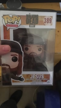 Pop! Jesus, Signed by the actor Peach Bottom, 17314