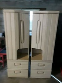 white wooden cabinet with drawer Tampa, 33612