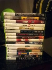 Xbox 360 games Oklahoma City, 73129