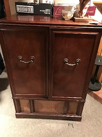 Antique cabinet.   Hamilton