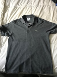 men's gray Lacoste polo shirt St Catharines, L2N