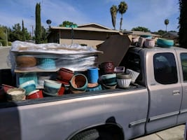 8/10 & 8/11 - Pottery by the Truckload - Free Pots