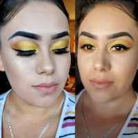 Wedding makeup Modesto
