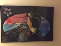 """Pink Floyd-""""The Wall' poster PIKESVILLE"""