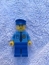 LEGO City Security Guard Minifigure  Monterey Park, 91754