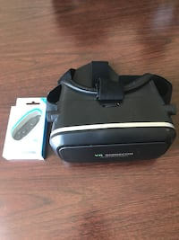 3D VR headset for smartphone with remote Charlotte, 28278