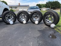 Ram Rims and Tires Middletown, 21769