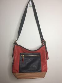 Authentic coach purse  Burnaby, V3J 0A4