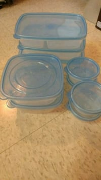 Plastic container sets Kitchener, N2G 4X6