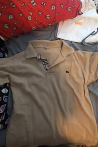 Burberry Polo Short Size XS Burnaby, V5H
