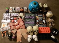 Halloween Decorations 30+ pieces Evansville, 47710
