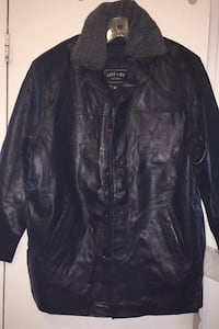 Gents full leather jacket