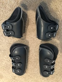 Equifit, Inc. sport horse jumping boots, Size Small Hillsboro, 97132