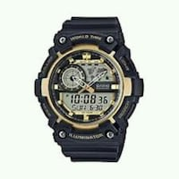 round black digital watch with black strap Knoxville, 37912