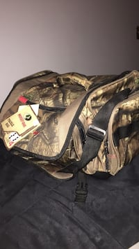 Mossy oak tackle bag 4 large utility boxes inside  Howell, 07731