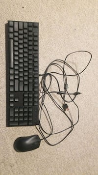 Cooler Master keyboard and mouse Winnipeg, R3R 1G9