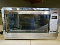 stainless steel Oster convection oven Madison, 35756