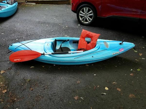 Used Potomac Vortex 80 Kayak For Sale In Albrightsville Letgo