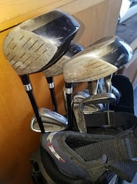 His & hers golf club sets