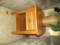 Pair of end table by American Drew Front Royal