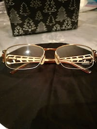 Cazal Titanium Glasses Kitchener