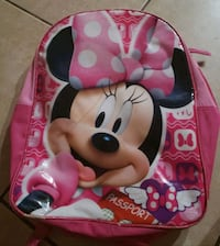 Girls minnie mouse backpack Kingman