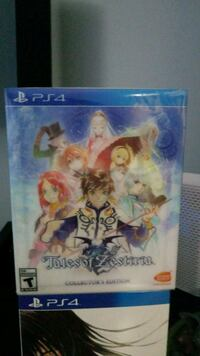 Tales of Zestiria collector's edition  Mississauga, L5B 3W7
