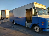 1998 Freightliner Box Van Baltimore, 21230