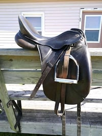 Kieffer Dressage Saddle  Milton, L0P