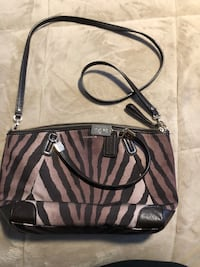 Coach Crossbody Purse Woodridge, 60517