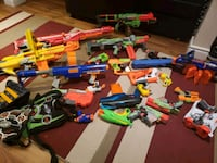 NERF COLLECTION BIG LOT Toronto, M1S 4N3
