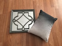 Mirror with pillow   Price, 84501