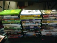 assorted DVD movie case lot South Salt Lake, 84115