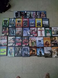 assorted DVD movie case lot Elkhart, 46516