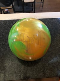 Bowling Ball 14lb Hammer Viral Mississauga, L5M 1Z5