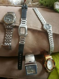 All 5 watches for $40 Toronto, M8V 3L3