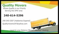 Moving service Germantown