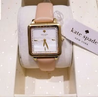 Kate Spade Vachetta Leather & Mother of Pearl watc Bethesda, 20814